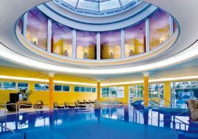 piscine hotel all'alba abano