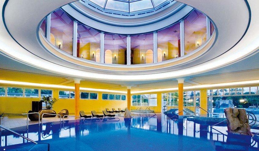Piscine termali hotel all 39 alba - Hotel con piscine termali all aperto ...