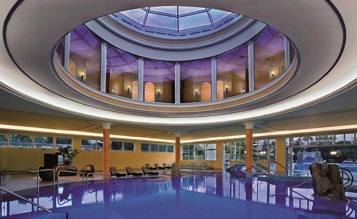 Hotel terme all 39 alba spa hotel 4 stelle abano terme - Abano terme piscine notturne ...