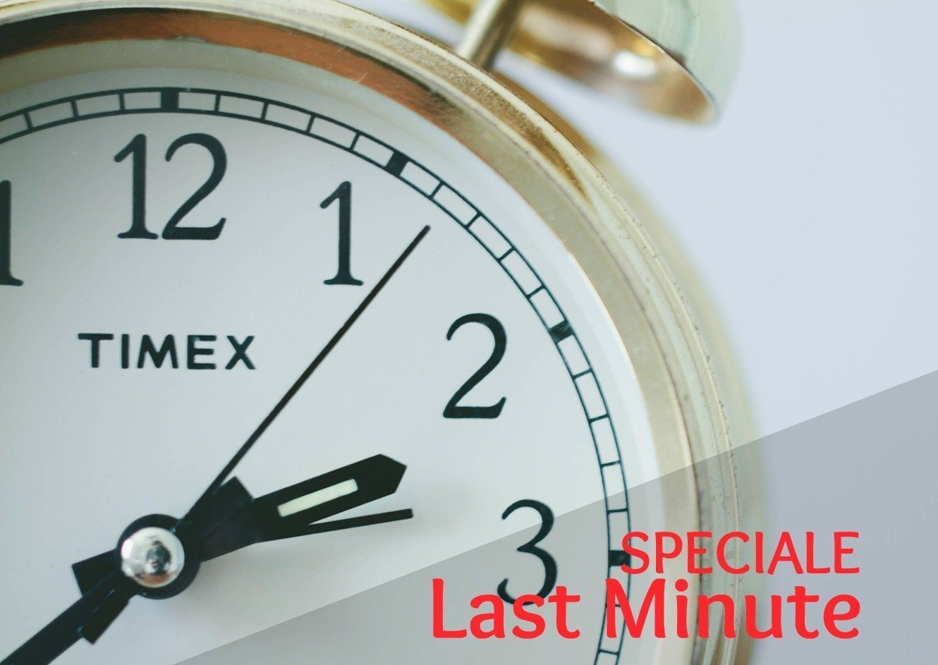 speciale last minute