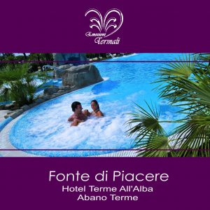 brochure trattamenti hotel all'alba