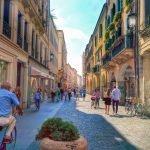 Shopping a Padova - Via Roma