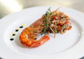 Ricetta Gambero Hotel All'Alba